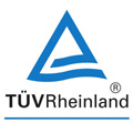 Logo TÜV Rheinland Group in Stralsund